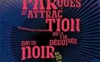 Les Parques d'attraction de David Noir - Affiche Filifox - Philippe Savoir