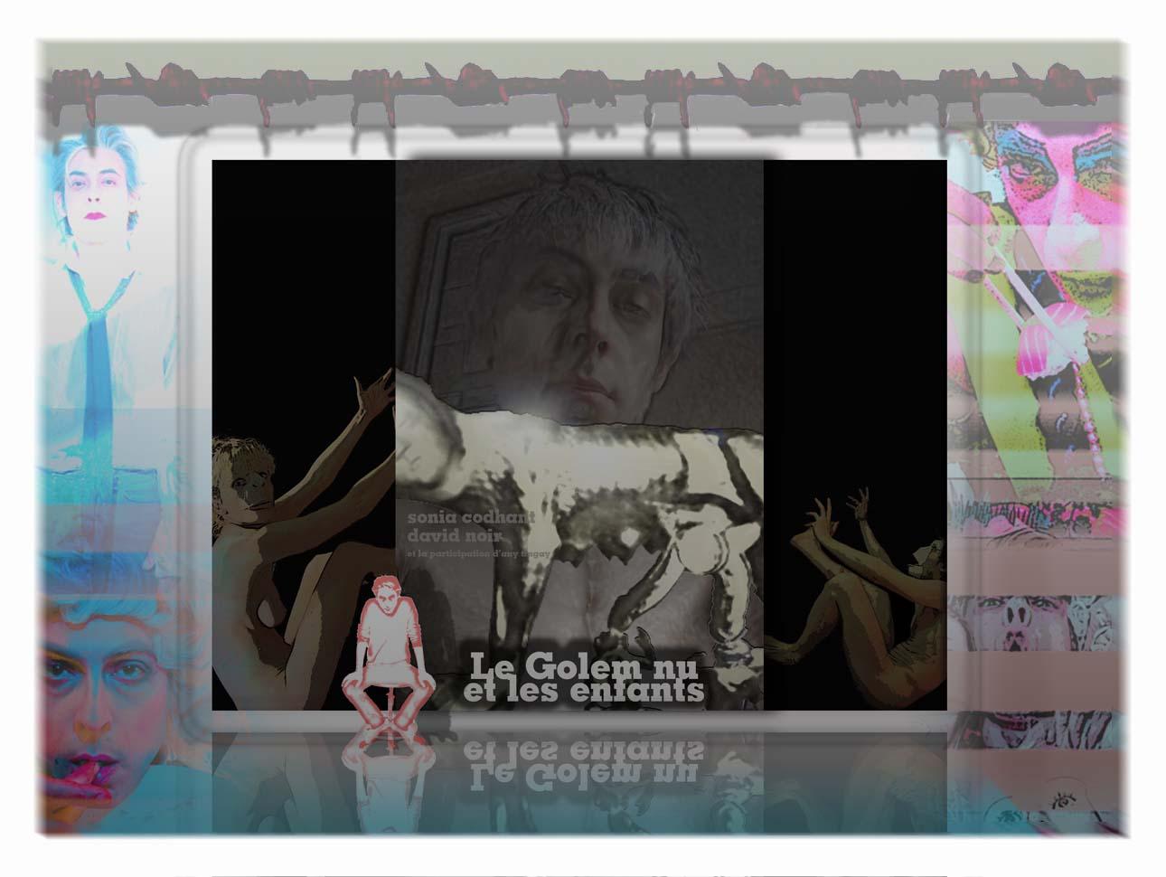 """""""La Toison dort"""" - Episode 5- Performance de David Noir avec Sonia Codhant"""