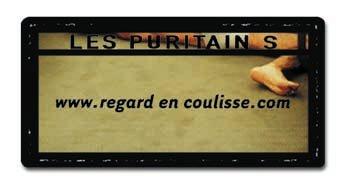 regard en coulisse.com - Les Puritains de David Noir