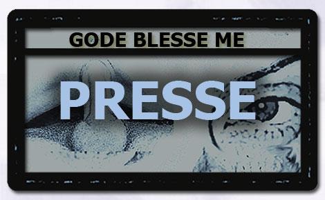"""David Noir Presse - """"Gode Blesse Me"""""""